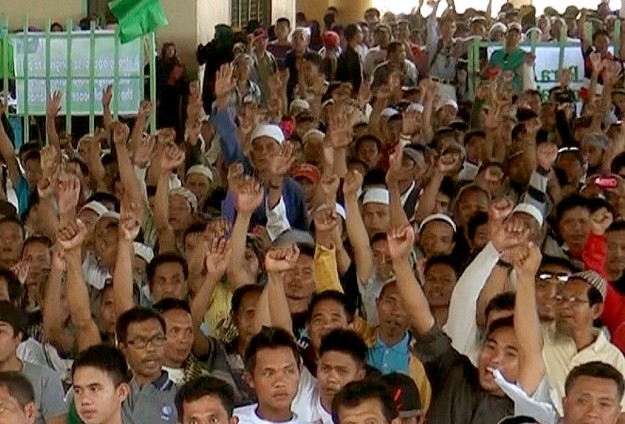 Muslims stage peace rallies across southern Philippines