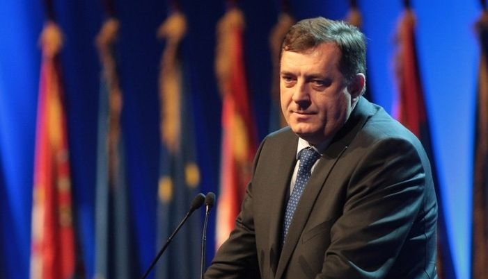 Bosnian Serb leader dismisses US sanctions