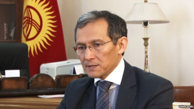 Kyrgyzstan NGOs protest against Customs Union