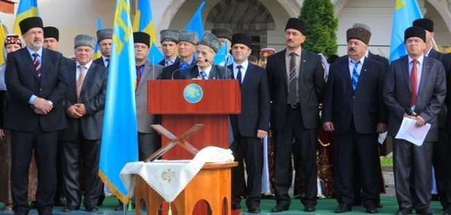 Obama expected to meet Crimean Tatar leader Jemilev