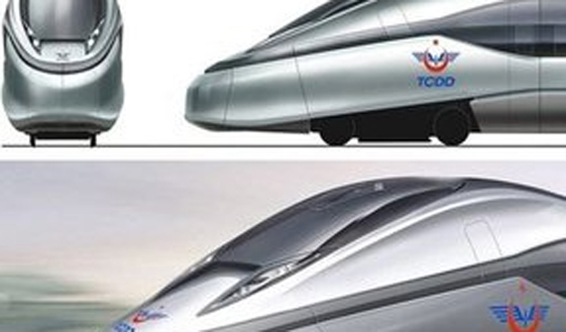 Turkey reveals concept design of national high-speed train