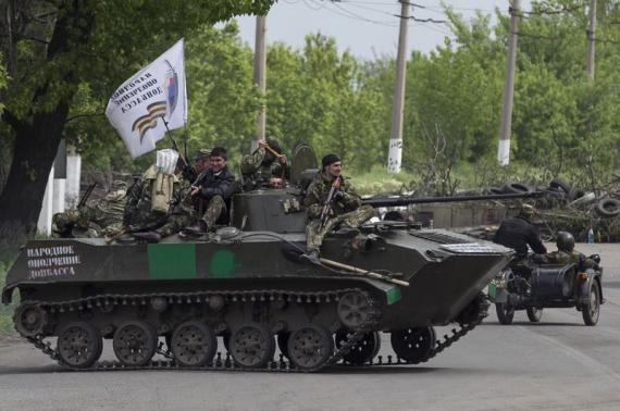 OSCE in talks to release monitors held in Ukraine