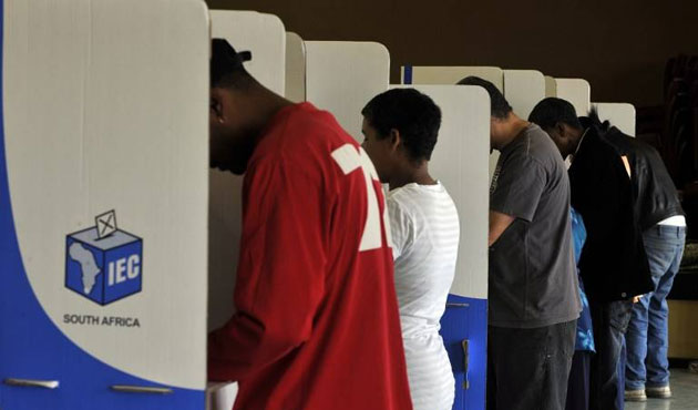 South Africans vote in first 'Born Free' election- UPDATED