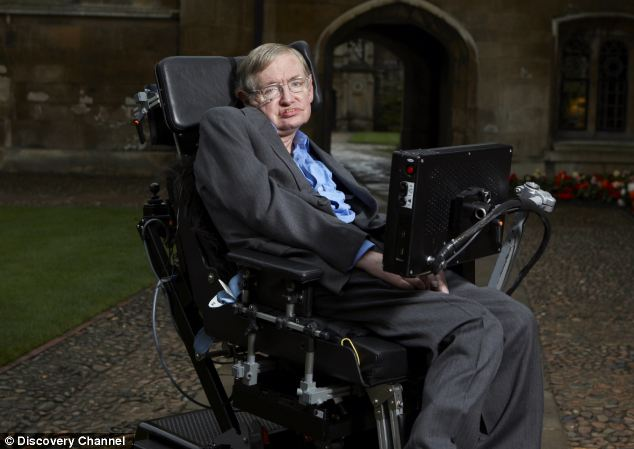 Hawking: The rise of robots may be disastrous for mankind