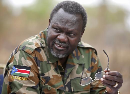 U.S. sanctions military officers on both sides of S.Sudan conflict