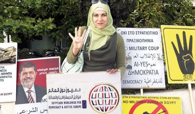 Headscarfed Muslim woman to run for Greece in EP polls