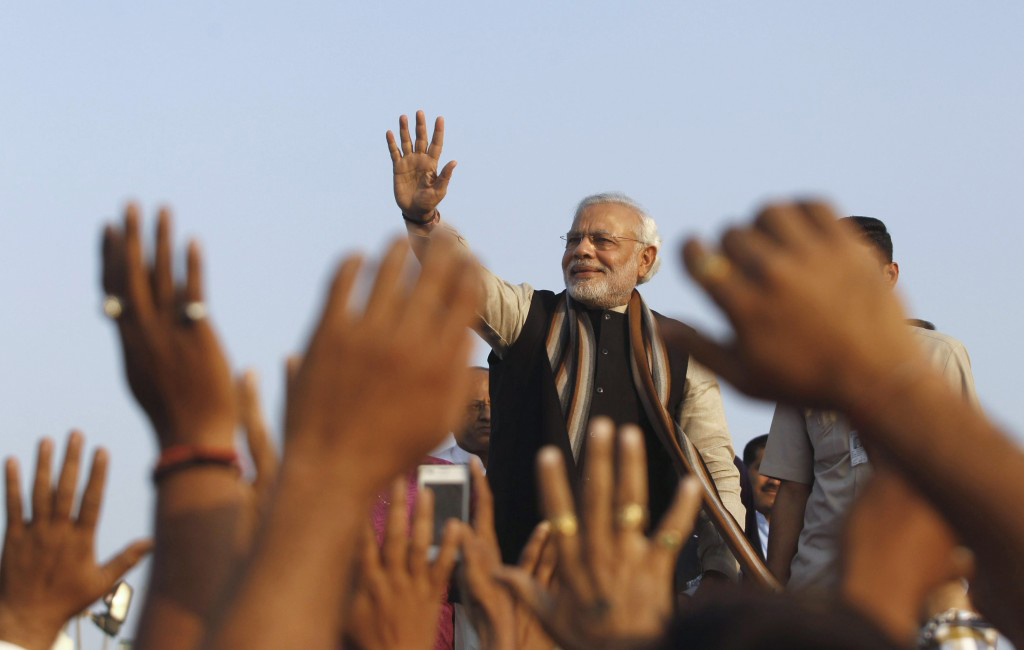 India's Modi on course to become prime minister