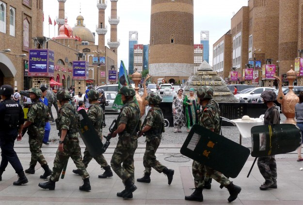 China jails two brothers of U.S. based Uighur reporter