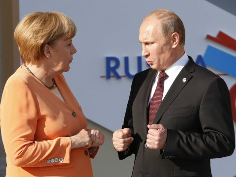 Russia sanctions could hammer German growth