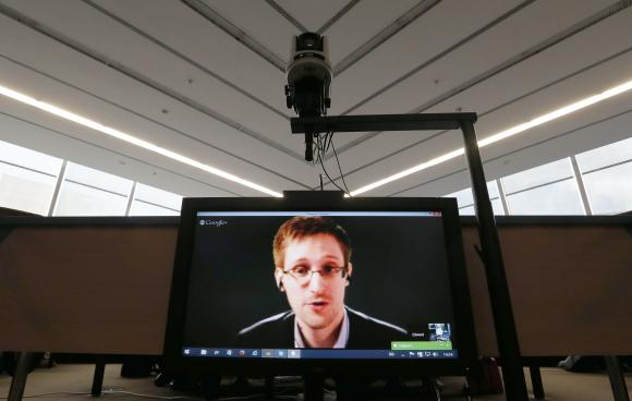 Snowden leaks prompt 'insidious' claims about spies: UK lawmaker