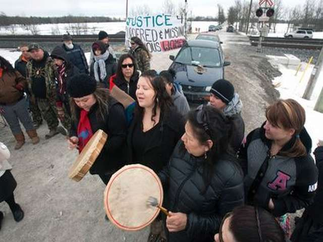 Canadian police fail to stop violence against Aboriginals -report