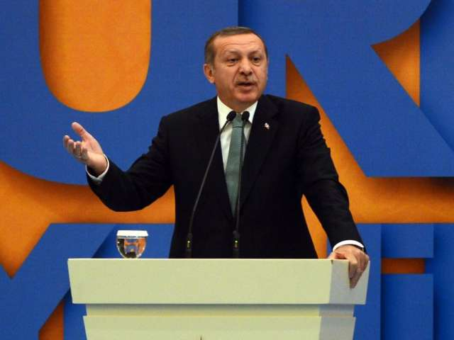 Turkish PM: Main opposition 'enemy of freedom'