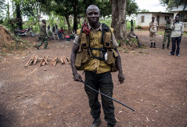 Seleka accuse French troops of CAR peace deal breach