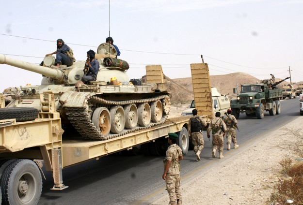 Militants attack presidential palace in Yemen