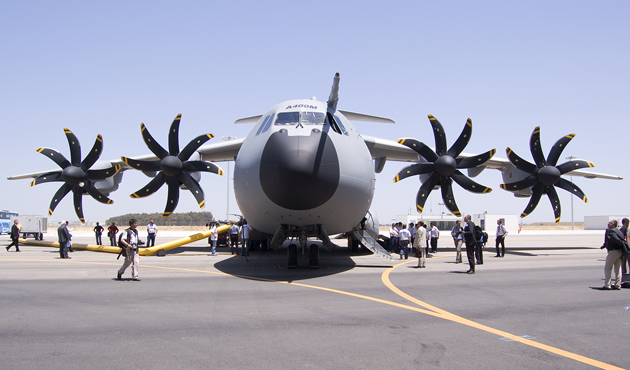 Turkey air force gets military transport aircraft