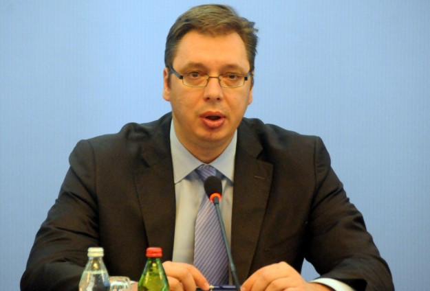 Serbian PM rules out union with Bosnian Serb Republic
