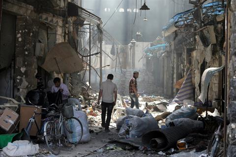 Strong evidence Syrian regime used chemicals - Watchdog