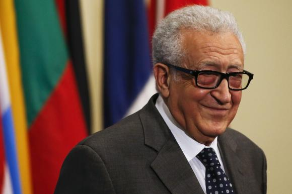 Russia says Brahimi departure must not bring pause in Syria talks