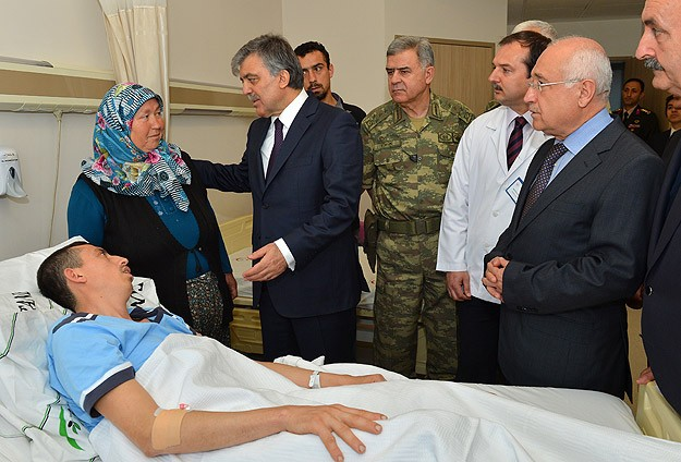 Turkey's president calls for solidarity after mining disaster