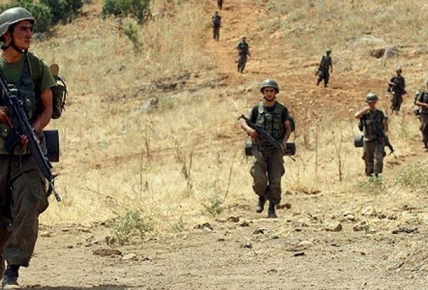 Two soldiers wounded in PKK attack in Turkey