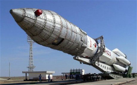 Russia loses $275 million satellite in latest rocket failure