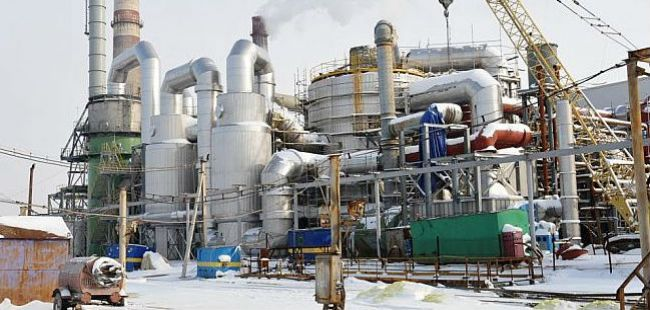 Crimea chemical plants face closure after water supply cut