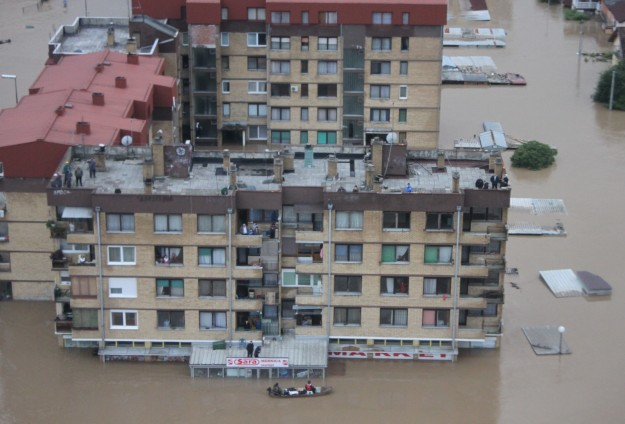 IMF to double funding for Bosnia over flooding