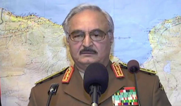 Khalifa Haftar: A portrait of a coup general