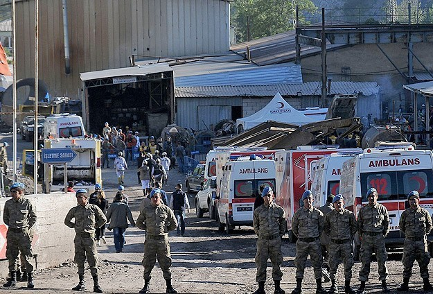 All detainees released in Turkey mine disaster probe