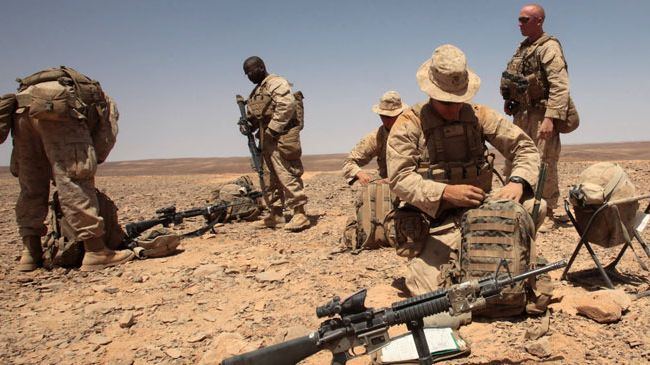 US to deploy special Marines to Senegal for Ebola