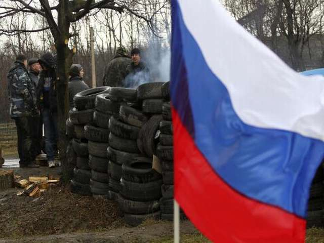 Explosions heard in Donetsk after Ukraine election