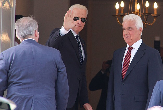 US vice president: Cyprus solution 'within reach'