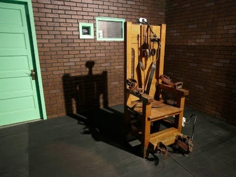 Tennessee reinstates electric chair as death penalty option