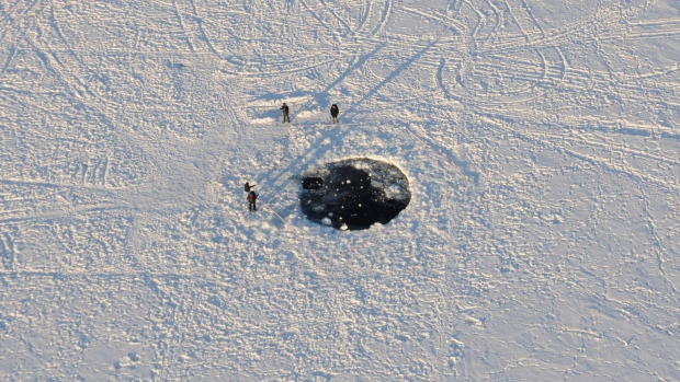 Chelyabinsk asteroid crashed in space before hitting Earth