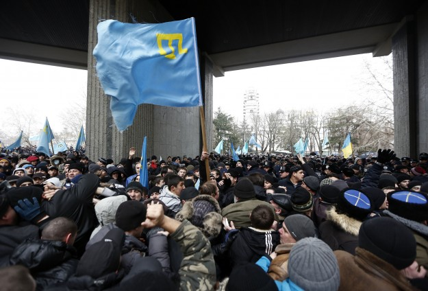 Amnesty: Crimean Tatars' future ambiguous