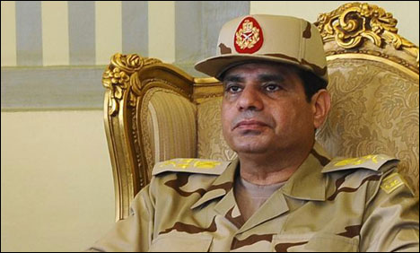 Sisi keeps Egyptian premier to fix economy- UPDATED