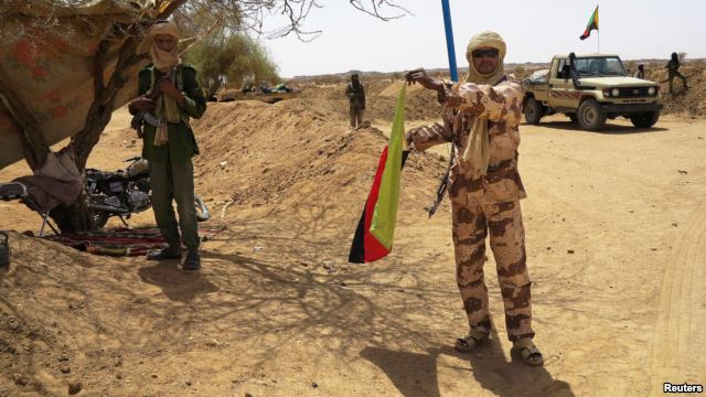 Mali government, rebels sign roadmap for peace talks