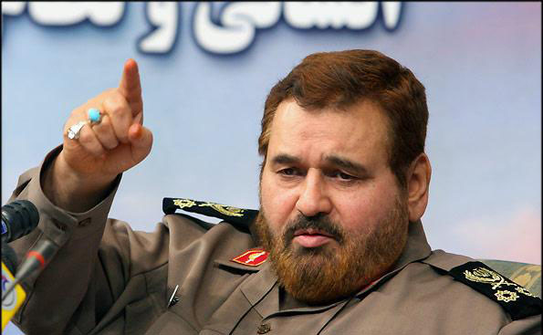 Iran army chief rules out sending troops to Iraq