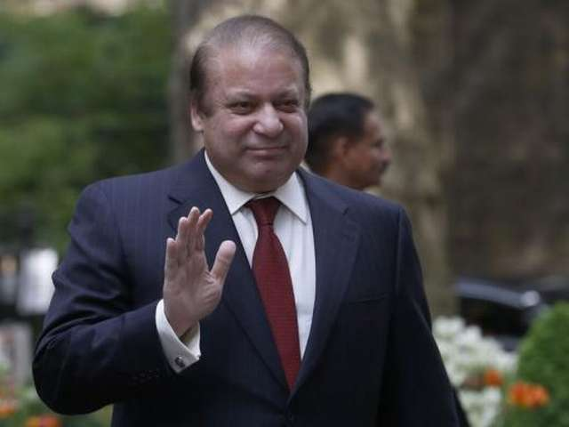 Pakistan's prime minister resolved to ride out protests crisis