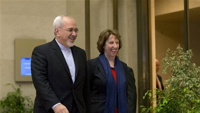 EU's Ashton to stay on until end of Iran nuclear talks