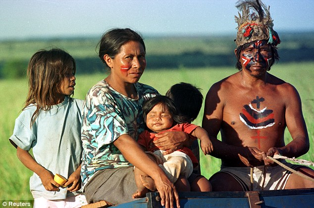 Brazil indigenous Indian suicides at 28-year high