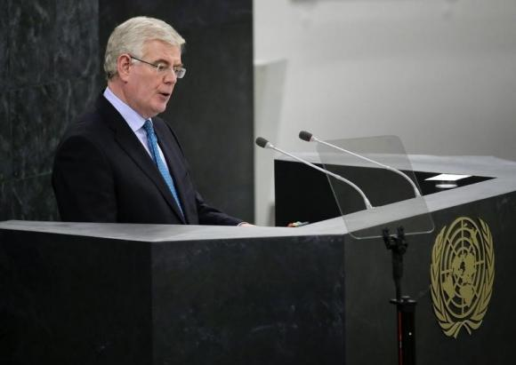 Irish deputy PM quits as party leader after poll rout