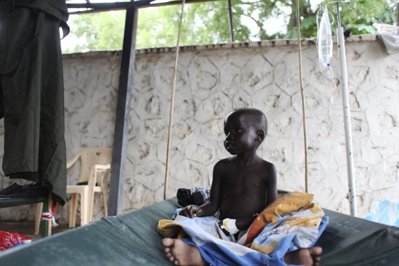 South Sudan hunger crisis 'to affect four million'