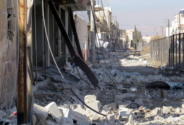 Regime attacks kill 48 people in Syria
