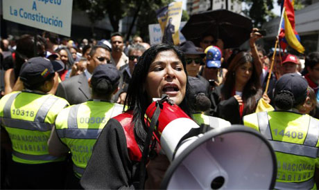 Venezuela strike enters second day as deadly tensions flare
