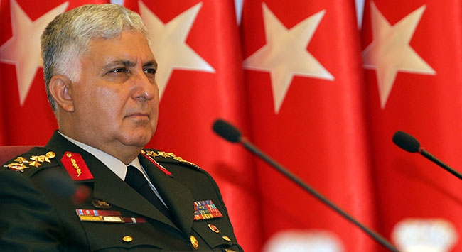 Turkey's army chief replies to criticism over Syria operation