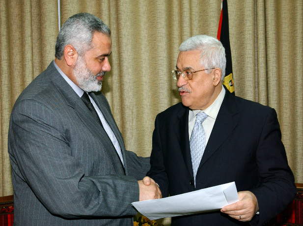 Haniyeh welcomes unity cabinet meeting in Gaza