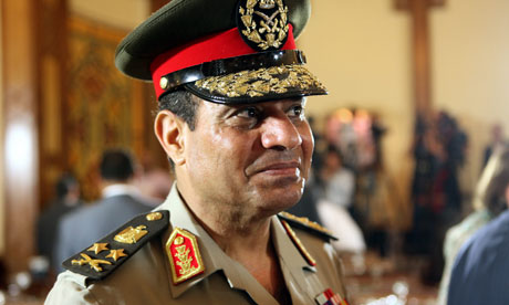 Egypt's Sisi invited to visit Ethiopia