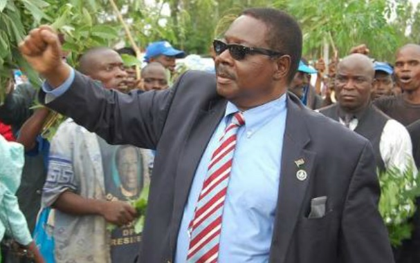 Opposition leader Mutharika wins Malawi elections