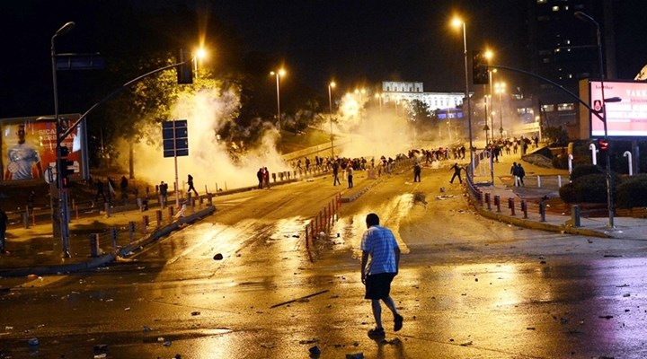 At least 120 detained in Istanbul on Gezi riots anniversary